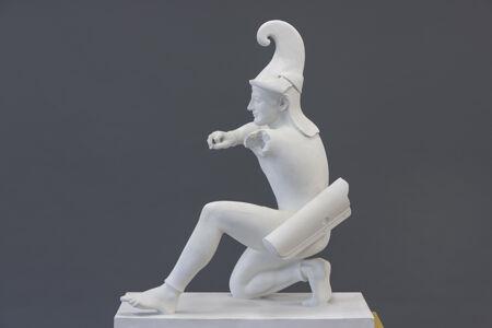 preview Bogenschütze, Figur XI vom Westgiebel des Aphaia-Tempels