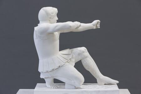preview Bogenschütze, Figur V vom Ostgiebel des Aphaia-Tempels
