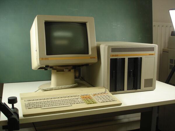 Vorschaubild Bildschirm-Computer
