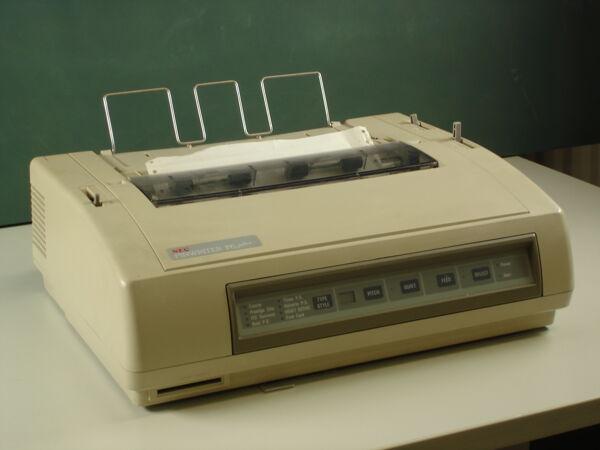 Vorschaubild Pinwriter P6 Plus