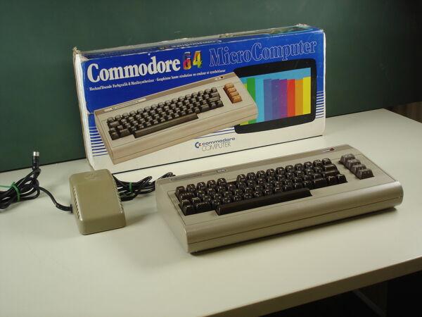 Vorschaubild Commodore 64