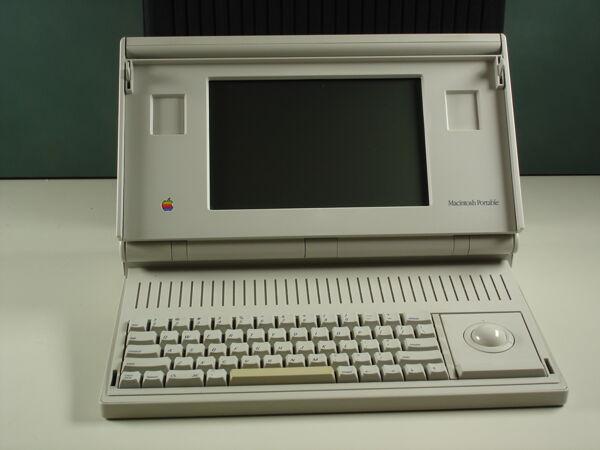 Vorschaubild Macintosh Portable