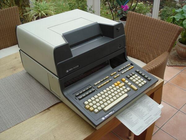 Vorschaubild Calculator and Printer