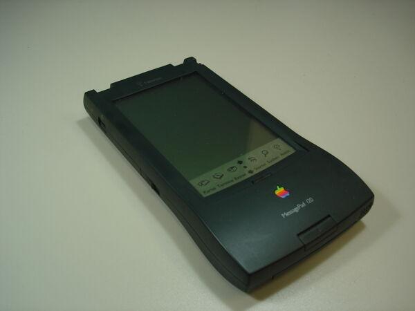 """Vorschaubild Newton MessagePad 120 """"Gelato"""""""