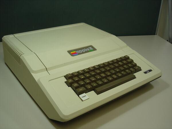 Vorschaubild Apple II plus Platinum