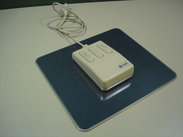 Vorschaubild Optische Maus