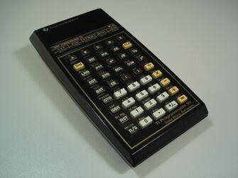 Vorschaubild TI Programmable 59 mit Master Library Module 1
