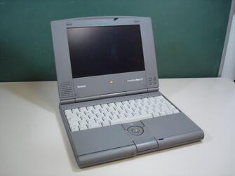 Vorschaubild Macintosh PowerBook 230 mit DuoDock