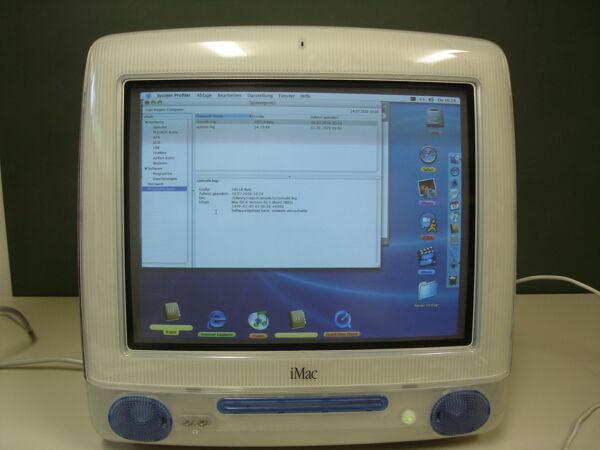 Vorschaubild iMac G3 350