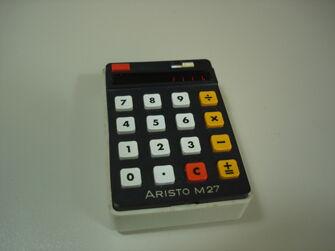 Vorschaubild ARISTO M 27