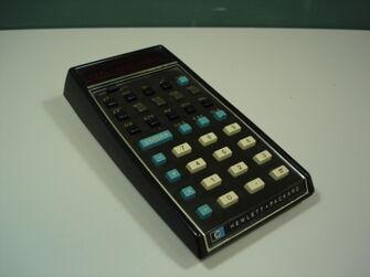 Vorschaubild Taschenrechner HP-35