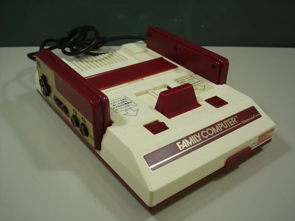 Vorschaubild Nintendo Familiy Computer Famicom