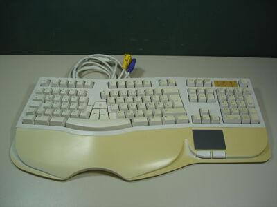 translation missing: de.preview Keyboard Ergo D PS/2