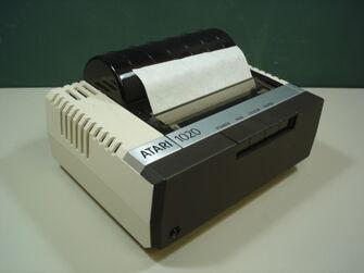 Vorschaubild Atari Farbdrucker