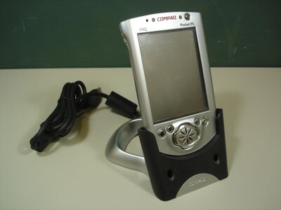 translation missing: de.preview iPAQ Pocket PC