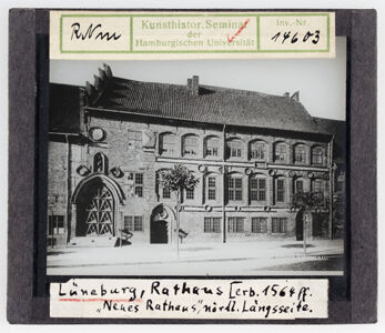 "translation missing: de.preview Lüneburg, Rathaus ""Neues Rathaus"""