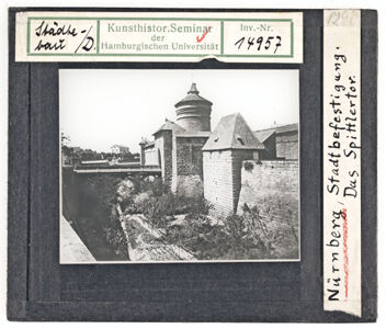 translation missing: de.preview Nürnberg: Stadtbefestigung, Spittlertor