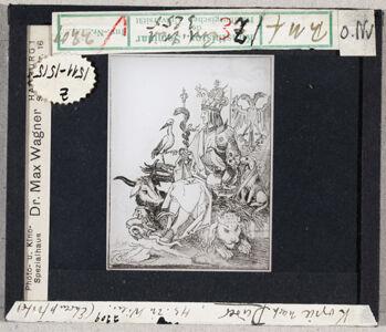translation missing: de.preview Kopie nach Albrecht Dürer: Kaiser Maximilian, Ehrenpforte
