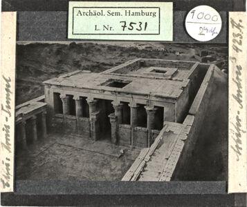 translation missing: de.preview Edfu. Horus-Tempel