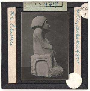 translation missing: de.preview Berlin. Kalksteinfigur (Ägypten)