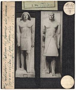 translation missing: de.preview Kairo. Statuen des Ramose