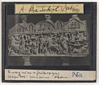 translation missing: de.preview Endymion-Sarkophag Kapitolmuseum Rom