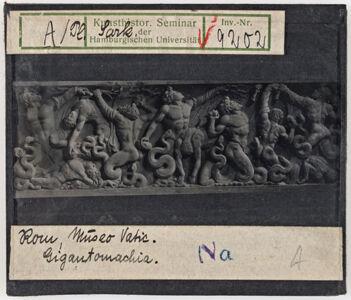 translation missing: de.preview Rom: Museo Vaticano, Gigantomachia