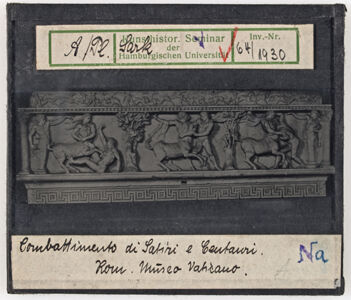 translation missing: de.preview Rom: Museo Vaticano, Gombattimento di Satini e Gentauri