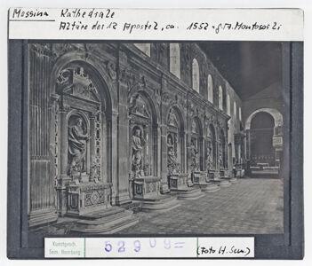 translation missing: de.preview Messina, Dom, Altäre der 12 Apostel, um 1552