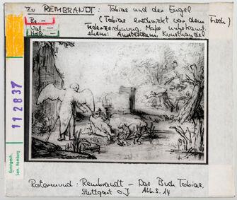 Vorschaubild zu Rembrandt: Tobias und der Engel
