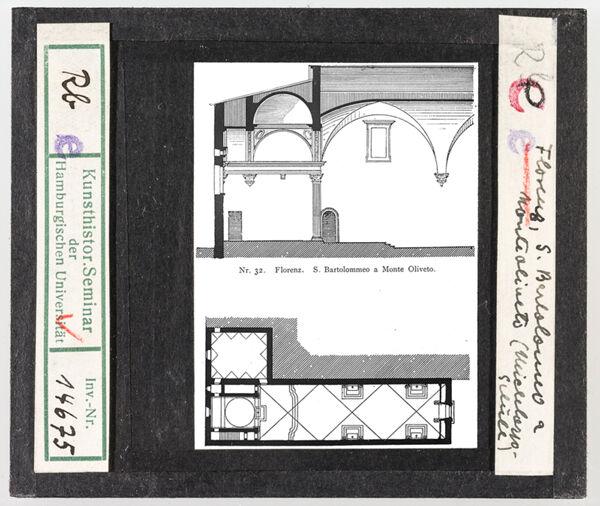 Vorschaubild Florenz: San Bartolomeo a Monteoliveto (Michelangelo-Schule)