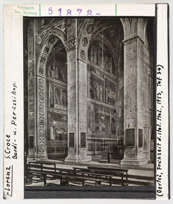Vorschaubild Florenz: Santa Croce, Bardi- und Peruzzikapelle
