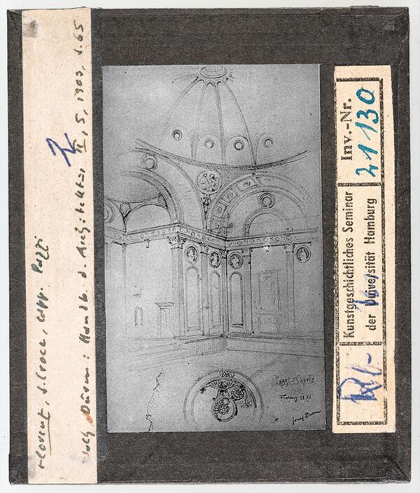 Vorschaubild Florenz: Santa Croce, Pazzikapelle