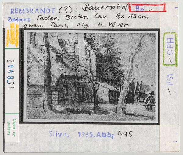 Vorschaubild Rembrandt (?): Bauernhof