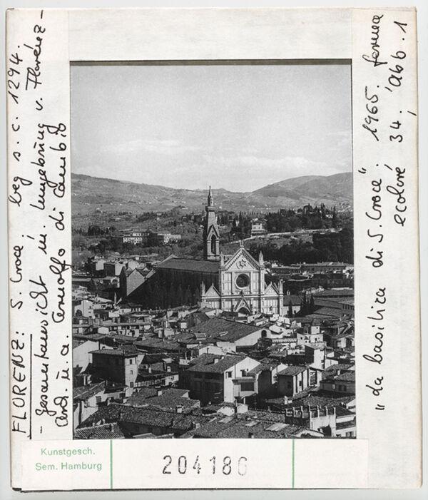 Vorschaubild Florenz: Santa Croce,