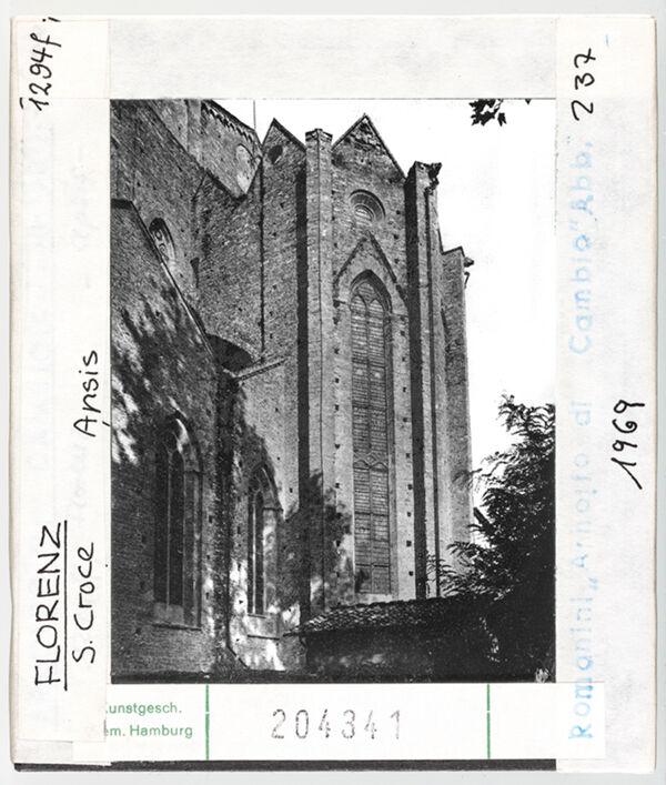 Vorschaubild Florenz: Santa Croce, Apsis