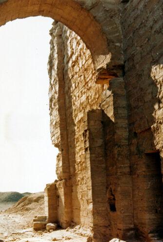 Vorschaubild Dura Europos, Palmyra- Tor