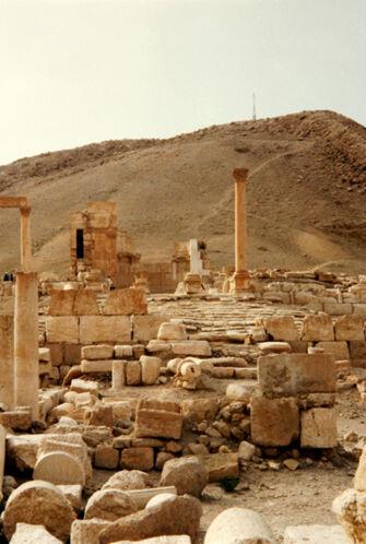 Vorschaubild Palmyra, Militärlager des Diokletian