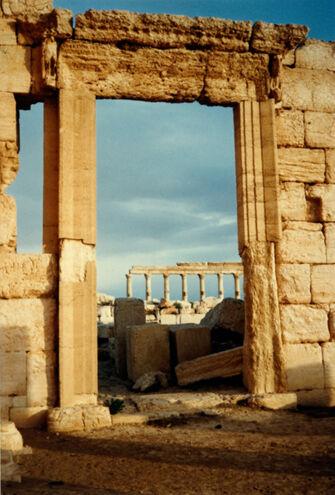 Vorschaubild Palmyra, Agora