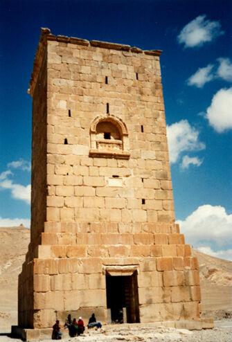 Vorschaubild Palmyra, Grabturm des Elahel