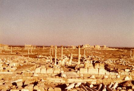 translation missing: de.preview Palmyra, Stadtbild