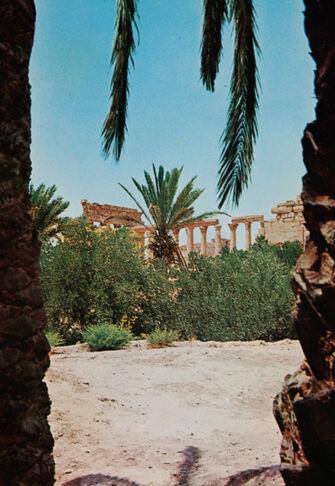 Vorschaubild Palmyra, Baaltempel