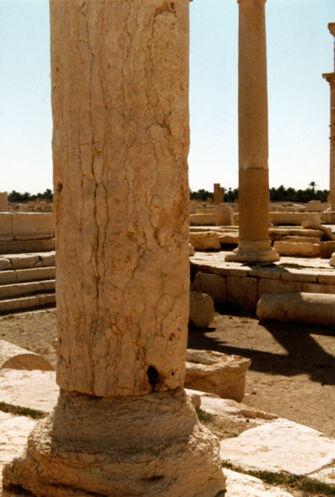Vorschaubild Palmyra, Diokletiansthermen