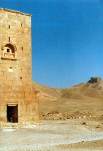 translation missing: de.preview Palmyra, Turmgrab des Elahel