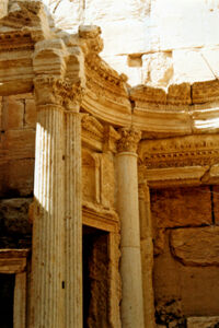 translation missing: de.preview Palmyra, Baal-Schamin-Tempel