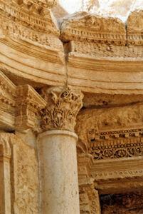translation missing: de.preview Palmyra, Baal-Schamin-Tempel, Cella