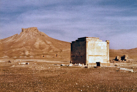 translation missing: de.preview Palmyra, Grab des Julius Marona
