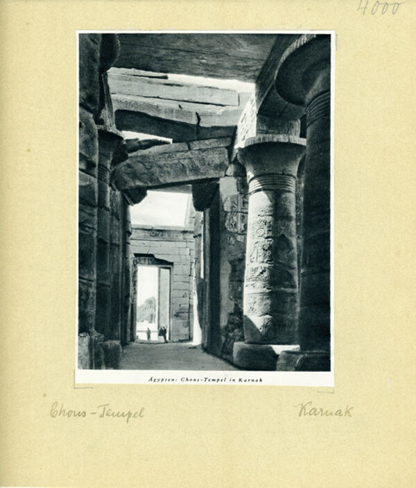 translation missing: de.preview Karnak, Chons-Tempel