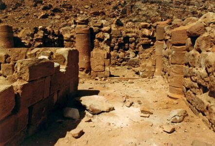 translation missing: de.preview Wadi Rum, Nabatäischer Tempel