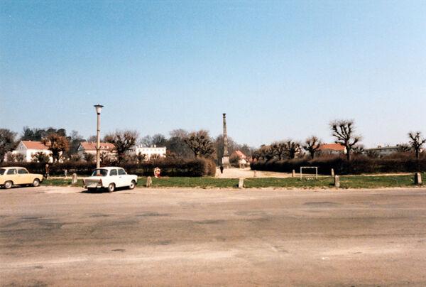 Vorschaubild Circus mitte (Foto 1986)